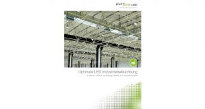 Print - PurEco LED, Broschüre