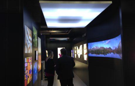 Events - light + building, Design LED