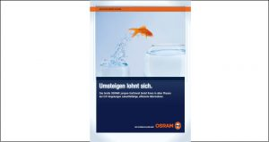 Print - Osram, Broschüre