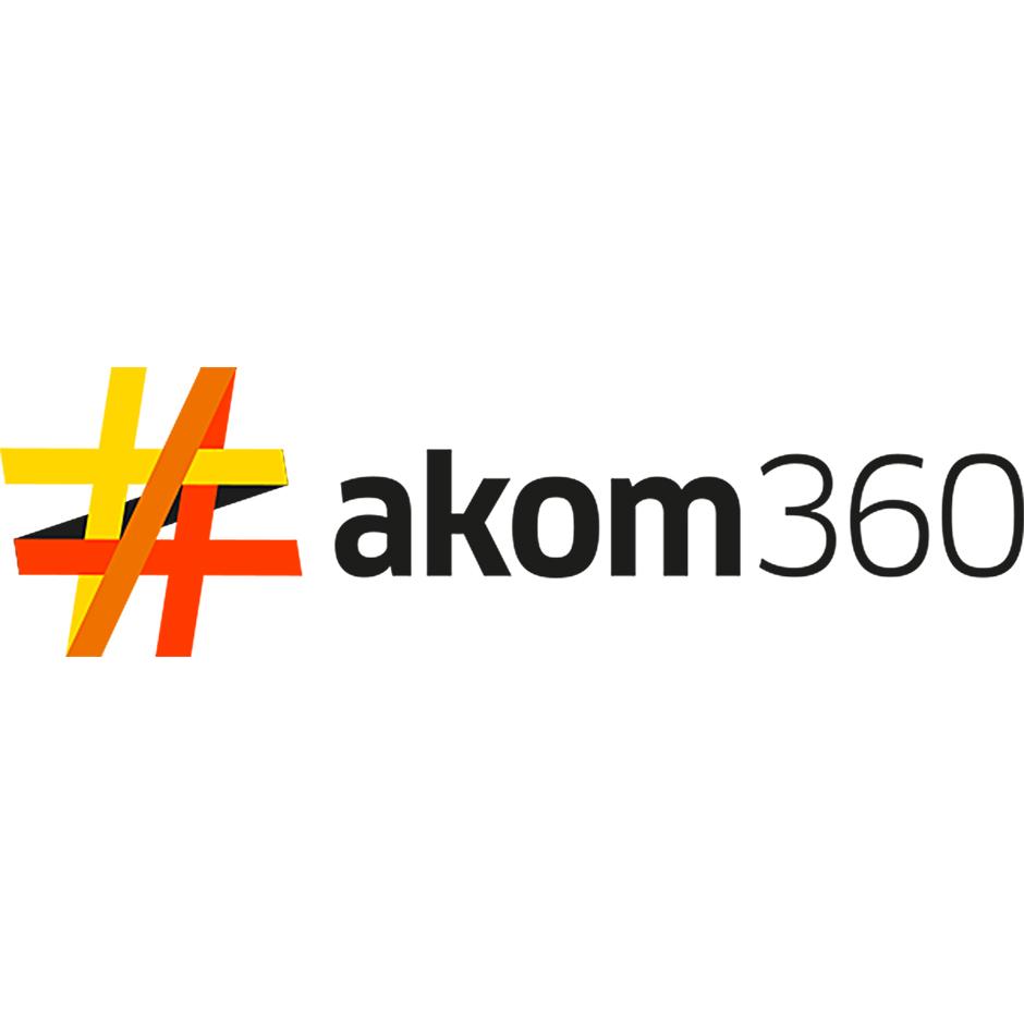 AKOM360, Logo
