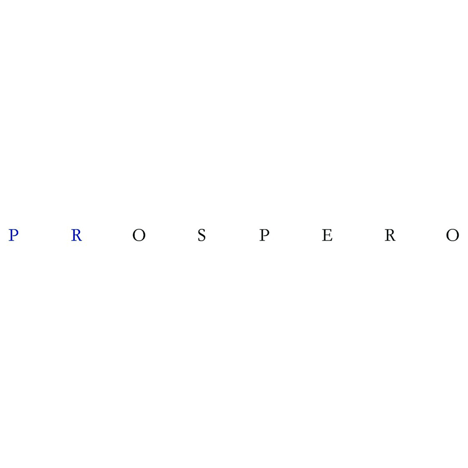 Prospero, Logo