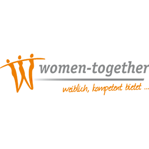 Praxisseminar, Women-together, Logo