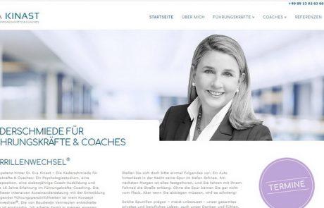 Online - IBB Elektronik, Webseite