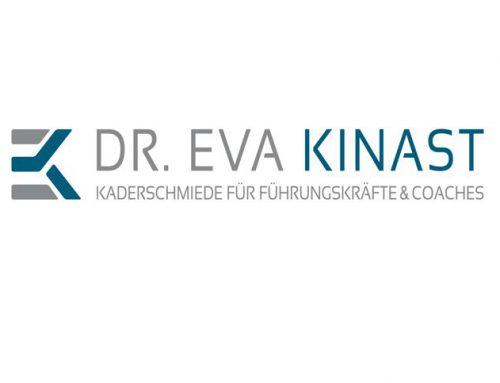 Ausbau der Marke Dr. Eva Kinast – Kaderschmiede für Führungskräfte & Coaches