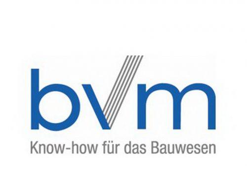 Präsenz in sozialen Netzen – BVM Bauvertragsmanagement GmbH
