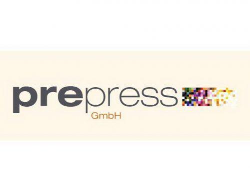 Präsenz in sozialen Netzen – Prepress GmbH