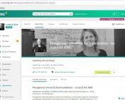 XING - Zusammenlegen Businessseeite und Unternehmensprofil - Business Page