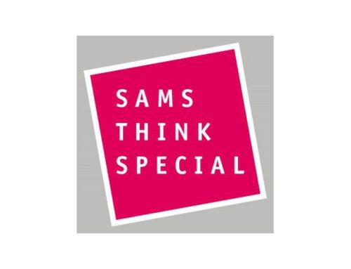 Präsenz in sozialen Netzen – Sams Think Special GmbH